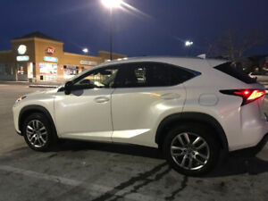 2018 Lexus NX 300 Lease Takeover. ONLY $320 Bi-weekly Taxes in!