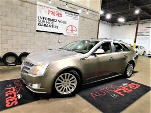 Cadillac CTS Wagon 5dr Wgn 3.0L Performance CTS4 AWD 2010