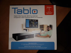 Tablo, whole house PVR with two tuners.