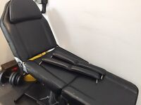 hydronic massage / tattoo chair