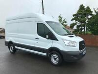 Ford Transit 350 2.2TDCi 100PS RWD L3H3 LWB 2014 (14) REG 1 CO OWNER FSH WHITE