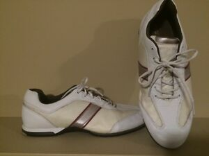 Rockport Women's White Walking Sneakers - Size 9.5 - Like new!