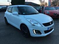 2016 Suzuki Swift SZ-L Petrol white Manual
