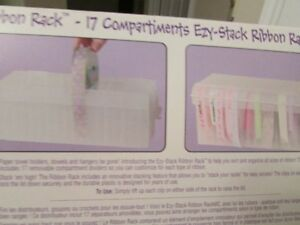 SOLD PPU - Scrapbooking/cardmaking storage items, BNIB