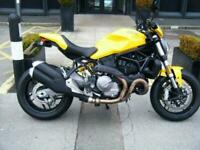 DUCATI MONSTER 821 - 2018 - 18 - FLY SCREEN - SEAT COWL - TAIL TIDY - quickshift
