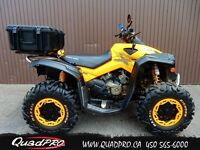 2010 Can-Am RENEGADE 800 XXC 42,32$/SEMAINE