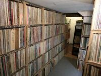 collection de 297 disques vinyles : Chanson française Québécoise