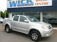 2009 Toyota HI-LUX INVINCIBLE D-4D 4X4 D/C PICKUP *AUTO* Automatic Pick-Up
