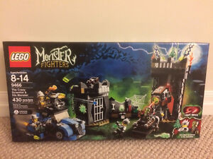 New Lego Monster Fighters Haunted House and Others (10228 +) London Ontario image 6