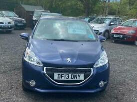 image for Peugeot 208 1.2 Active, £20 tax, with FSH, 12 months mot and 3 months warranty