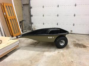 RSK-1 atv trailer