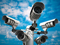 Security Cameras ( IP,Analog, PTZ) Delivery & Installation