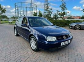 image for 1999/V Volkswagen Golf 1.8T GTi TURBO 20V IN LOVELY CONDITION BEIGE LEATHER SEAT