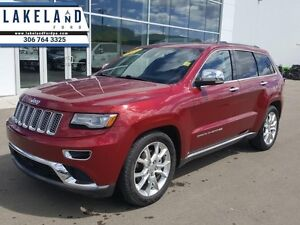 2014 Jeep Grand Cherokee Summit  - Navigation -  Sunroof - $250.