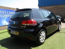 2010 Volkswagen Golf 2.0 TDI BlueMotion Tech Match 5dr