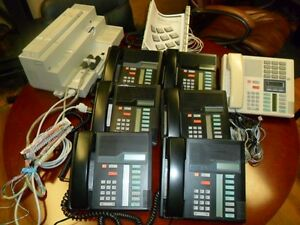 Nortel Commercial Phone Set