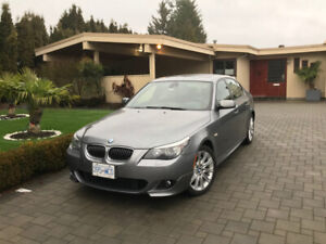 2008 BMW 535Xi AWD M Sport Fully Loaded Excellent Condition