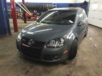 2007 VW GTi---very clean, quick, and reliable