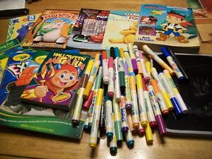 Reading and Activity books