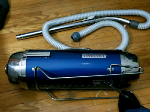 1950's Viscount vacuum, works great and still looks brand new.