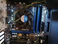 Gaming computer parts