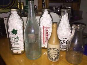 MILK BOTTLES in your Kitchen