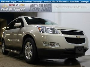 2011 Chevrolet Traverse 1LT AWD | Low Mileage | DVD