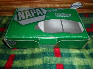Napa Front Brake Pads for Ford and Mazda Products $30. Prince George British Columbia image 2