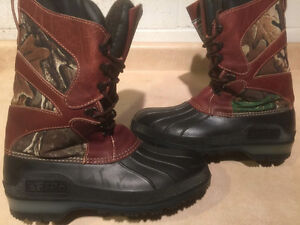 Men's Baffin Extreme Technology Warm Winter Boots Size 8 London Ontario image 7