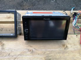 Pioneer 270bt Bluetooth double din