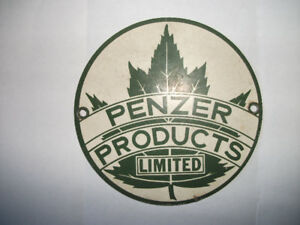 PENZER PRODUCTS