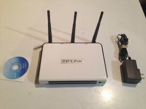 TP-Link 300Mbps Wireless N Router TL-WR940N