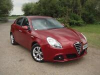 Alfa Romeo Giulietta 1.6 JTDm-2 ( 105bhp ) Lusso, 83k. 0nly £30 per year tax,