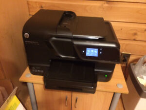 Hp office jet pro all in one printer
