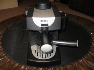 Krups Steam Expresso Machine, excellent condition $35