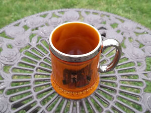 Lord Nelson Pottery vintage Steined Mug made in England silent n West Island Greater Montréal image 4