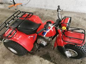 1984 Honda big red trike 200cc
