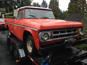 1969 Fargo Pickup