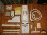 ELECTROLUX AERUS CLASSIC VACUUM LIKE NEW + SIDEKICK + WARRANTY