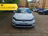 2017 Volkswagen Golf 1.6 TDI BlueMotion Tech S (s/s) 5dr +20£Tax +ULEZ +Aux +Nav