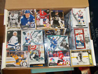 Hockey Cards For Sale, At LEAST 6 JERSEY & 6 AUTO's inside!!!