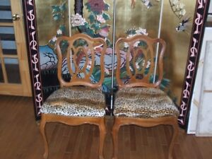 2 CHAIRS..1930s