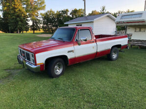 1985 GMC C/K 1500 Coupe (2 door)