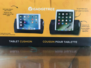Gadgetree brand new cusion for all tablets.