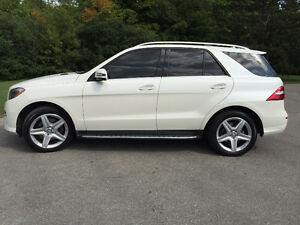 2014 Mercedes-Benz M-Class SUV, Crossover