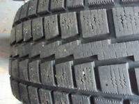 4- p245/ 65r17  COOPER  DISCOVERER  tires (  95 % thread )