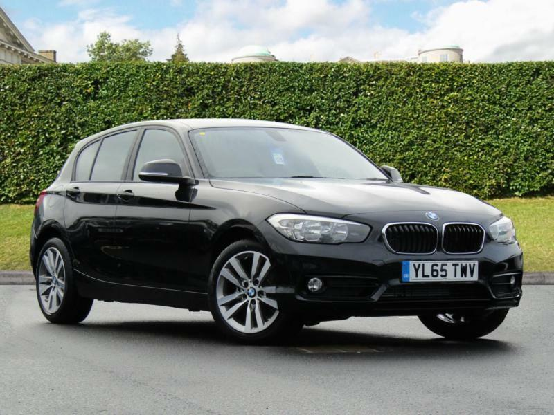 2016 bmw 1 series 116d sport 5dr manual hatchback in bradford west yorkshire gumtree. Black Bedroom Furniture Sets. Home Design Ideas