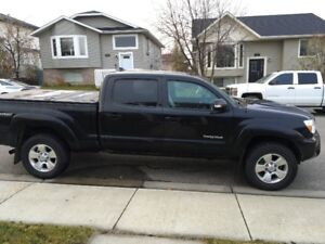 2014 Toyota Tacoma Double Cab TRD Sport 4x4