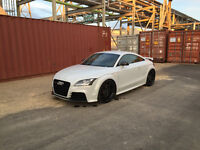 2012 Audi TT RS Coupe - Sport | Technology | Carbon Packages