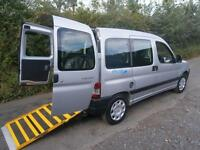 2009 Peugeot Partner Origin Combi 1.6 HDi 6dr WHEELCHAIR ACCESSIBLE VEHICLE 6...